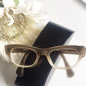 Oliver People's OV  Bradford glasses
